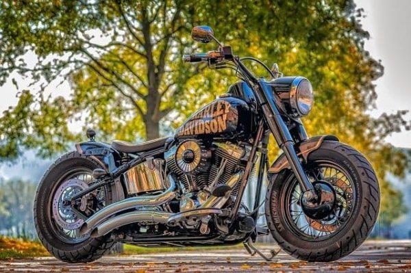 Pris på motorcyklar